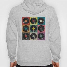 Vinyl Record Hoody