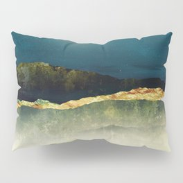 Midnight Moonlight Pillow Sham
