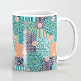 Kaleidoscopic Safari Coffee Mug