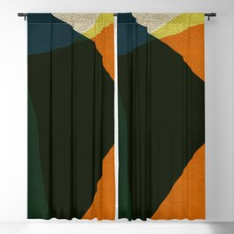 Abstract background 217 Blackout Curtain