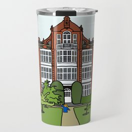 Cambridge Struggles: Newnham College Travel Mug