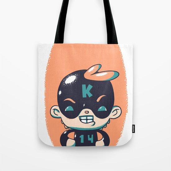 Kaptain 14 Tote Bag