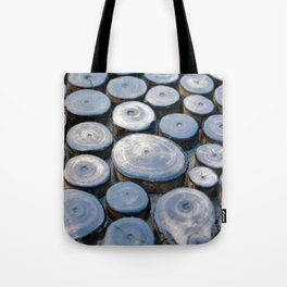 Wooden surface Tote Bag