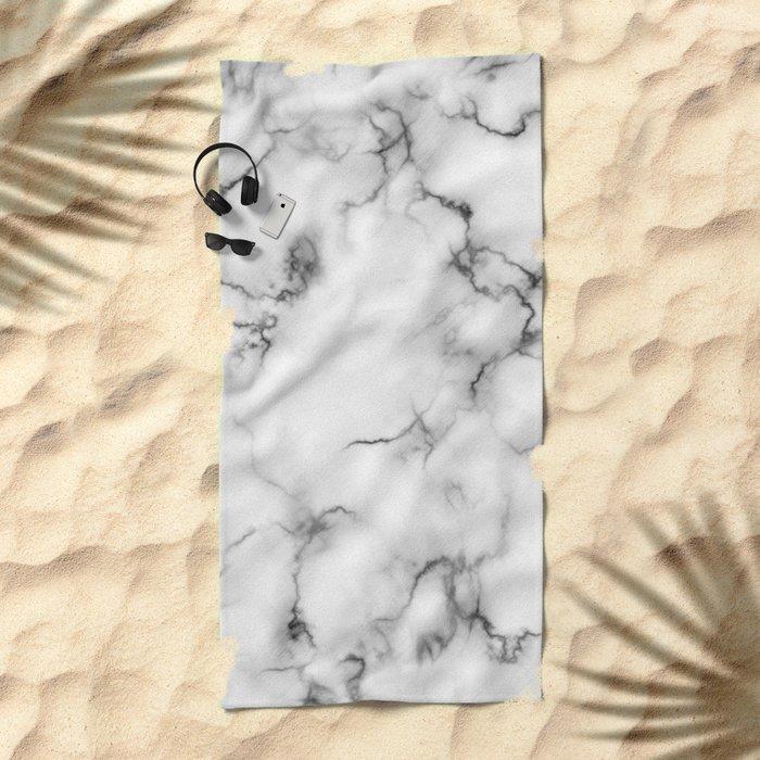 Marble Beach Towel