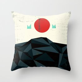 From the New World - Dvorak - Symphony No. 9 Throw Pillow