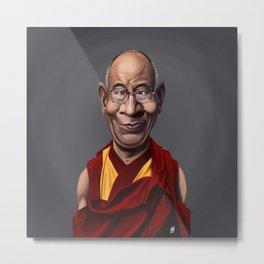 Celebrity Sunday ~ Dalai Lama Metal Print