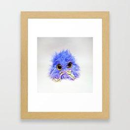 Twitchy Patio Guy 2.0 Framed Art Print