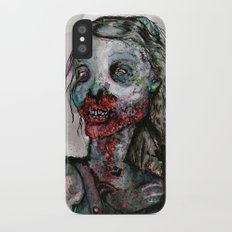 Delicious And Healthy iPhone X Slim Case