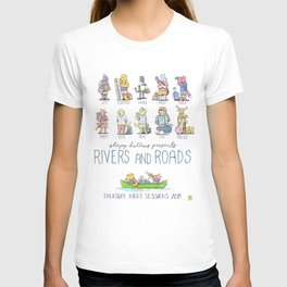 TNS - Rivers and Roads T-shirt
