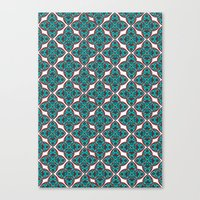 persian Canvas Prints featuring Persian Style! by Tahereh Abdoli