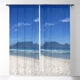 Table Mountain Cape Town Blackout Curtain
