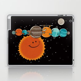 Zer0 Distance Hugz Laptop & iPad Skin