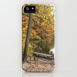 Favorite Seat iPhone Case