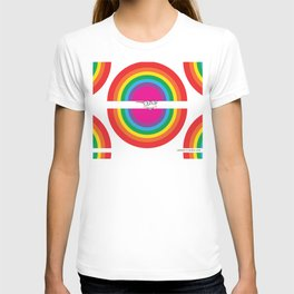 Rainbow Ghost - Jimmy T-shirt