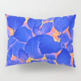 Supercontrast #painting #nature Pillow Sham