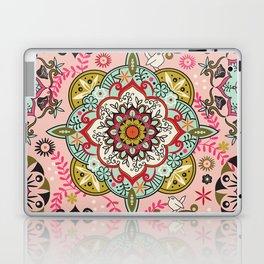 Mandala color pattern Laptop & iPad Skin