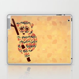 The Pattern Loris Laptop & iPad Skin