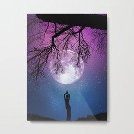 Moon Magic Metal Print