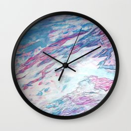 Disastrous Creations Wall Clock