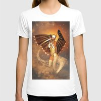 angel wings T-shirts featuring Angel by nicky2342