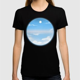 World Within Me - Blue T-shirt