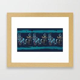 Chibi Hecarim  Framed Art Print