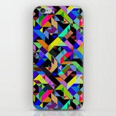 Aztec Geometric III iPhone & iPod Skin