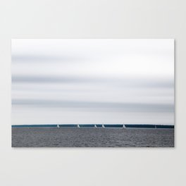 Northern mood Canvas Print