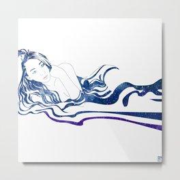 Water Nymph XIII Metal Print