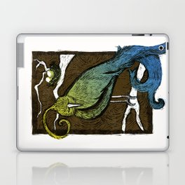 Printed Bird Laptop & iPad Skin
