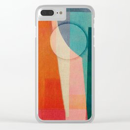 Chameleon Eyes Clear iPhone Case