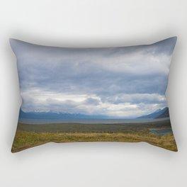 Beagle Channel Rectangular Pillow