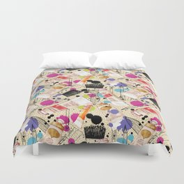Paint It Duvet Cover