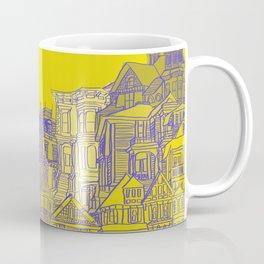 Victorians houses Coffee Mug