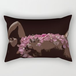 My Body is a Canvas Rectangular Pillow