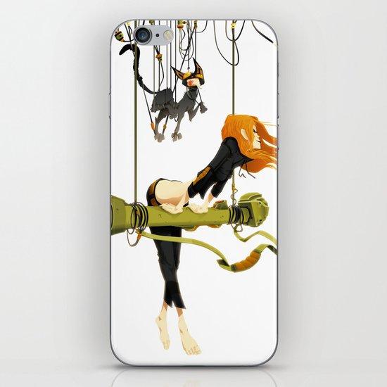""""""" Lili Bazooka """" iPhone & iPod Skin"""