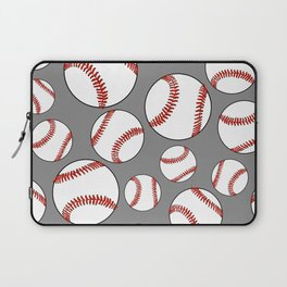 Baseballs Laptop Sleeve