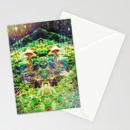 tiny magic Stationery Cards