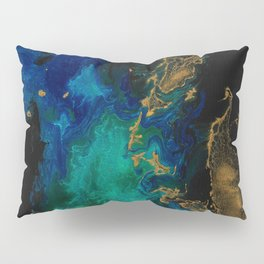 Drift Along Pillow Sham