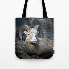 Tom Feiler Mountain Goat Tote Bag