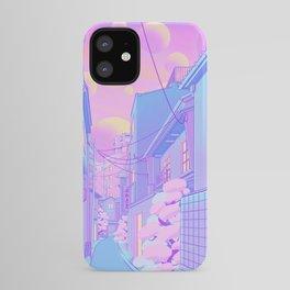 Osaka Morning iPhone Case