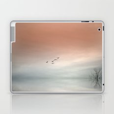 Flight of the Swans Laptop & iPad Skin