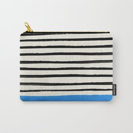 Ocean x Stripes Carry-All Pouch