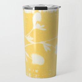 Herbal Sunprint #6 Travel Mug