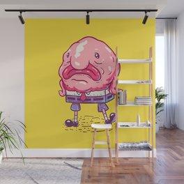 SpongeBlob Wall Mural