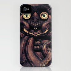 NEW ZEALAND CARVING Slim Case iPhone (4, 4s)