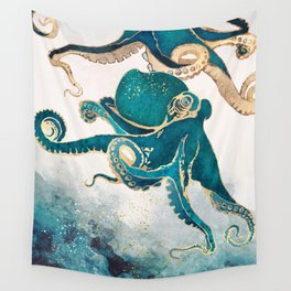 Underwater Dream V Wall Tapestry