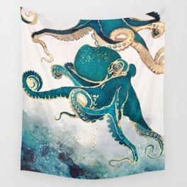 Underwater Dream V Wall Tapestry