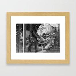 CLN 985 Framed Art Print