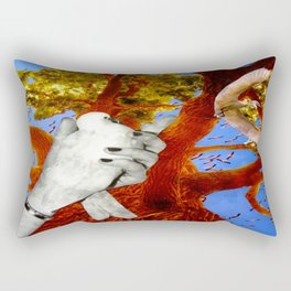We Found Freedom Rectangular Pillow